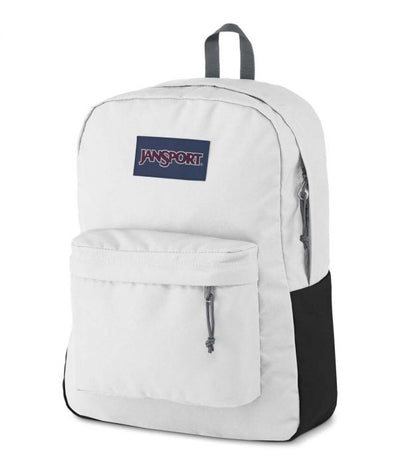 Jansport - Sac à dos Superbreak Noir / Blanc