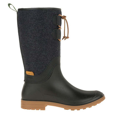 Kamik - Women Abigail Black Rain Boot