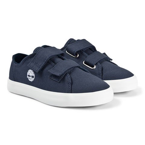 Timberland - Newport Bay Oxford Navy Canvas Enfant