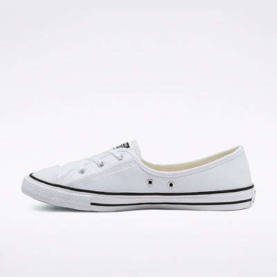Converse - Women Chuck Taylor All Star Ballet Lace Slip White  566777