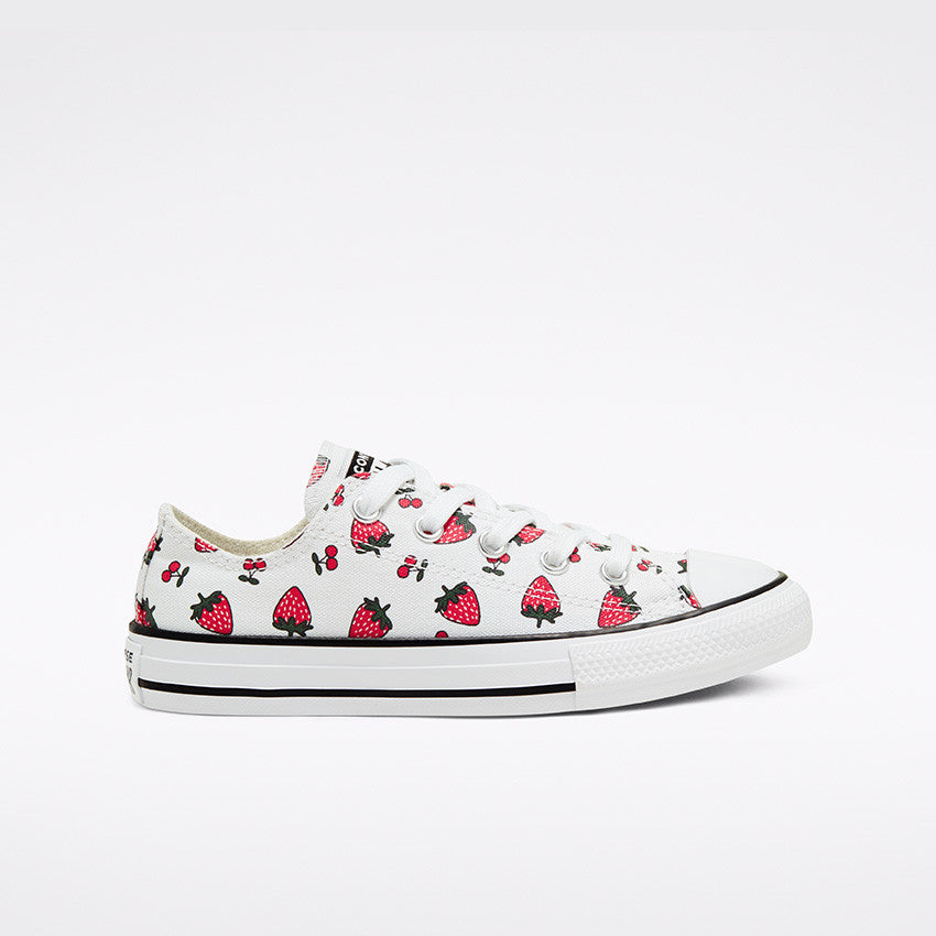 Converse- Enfants Chuck Taylor All Star Low Top Summer Fruits