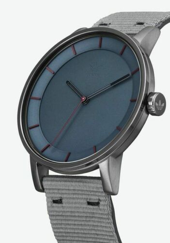 Adidas- Watch Disctrit W1 Grey