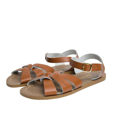 Salt Water - Women's Original Sandals Tan 885