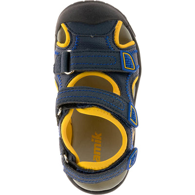 Kamik - Seaturtle2 Kids Navy/Citrus