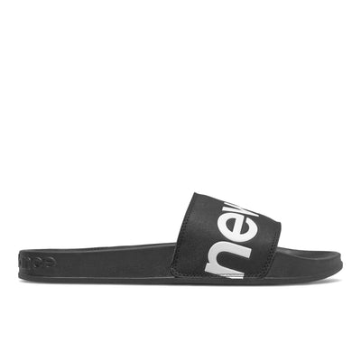 New Balance -  200 Slide Black SMF200BK