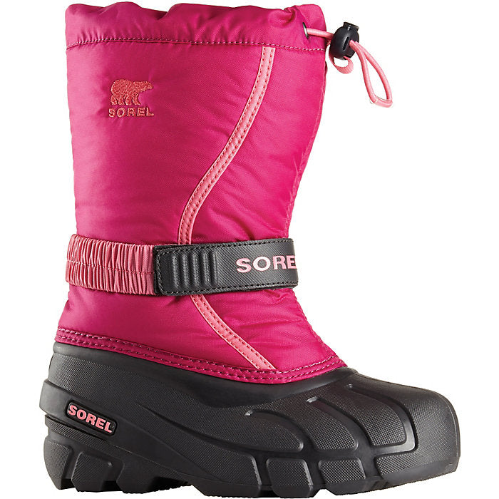 Sorel  - Flurry Tropic Pink Kids