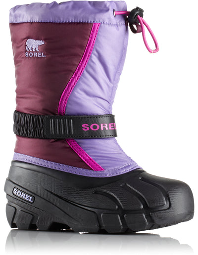 Sorel - Flurry Purple Kids