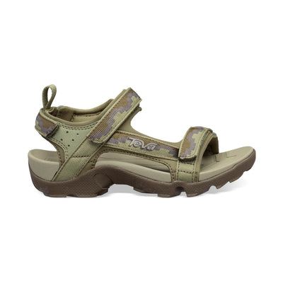 TEVA- Kids Tanza Step Dark Olive