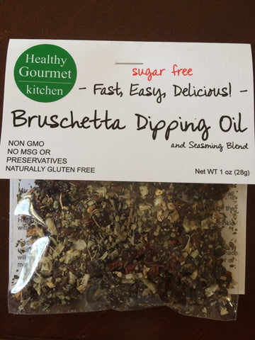 Bruschetta Dipping Oil