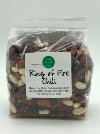 Ring of Fire chili soup mix
