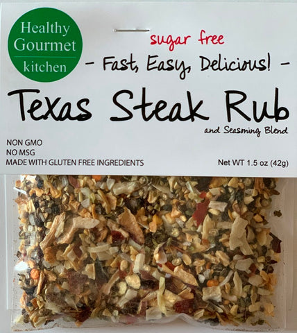 Texas Steak Rub