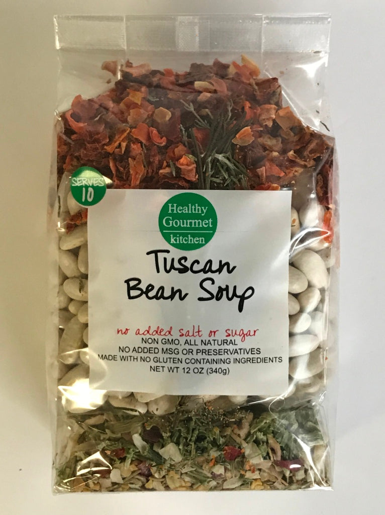 Tuscan Bean soup mix