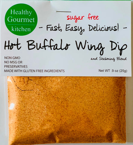 Buffalo Wing Dip Mix - Hot
