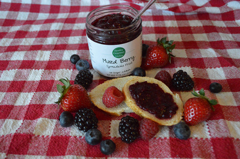 Mixed Berry Spreadable Fruit