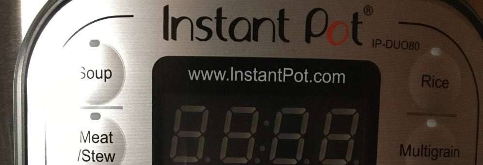 Instant pot slow cooker mixes