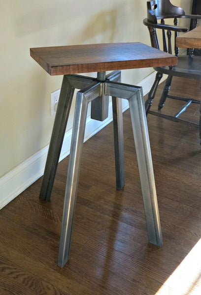 Adjustable Bar Stools Donald Mee Design