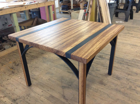 Zebra Wood Dining Table; Zebra Wood Dining Table ...