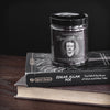 EDGAR ALLAN POE, Scented Candle, 8oz Jar - Werther & Gray Artisan