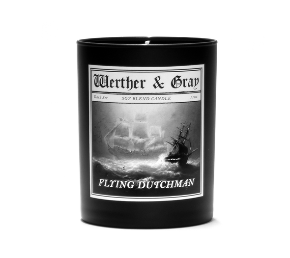 FLYING DUTCHMAN, Scented Candle