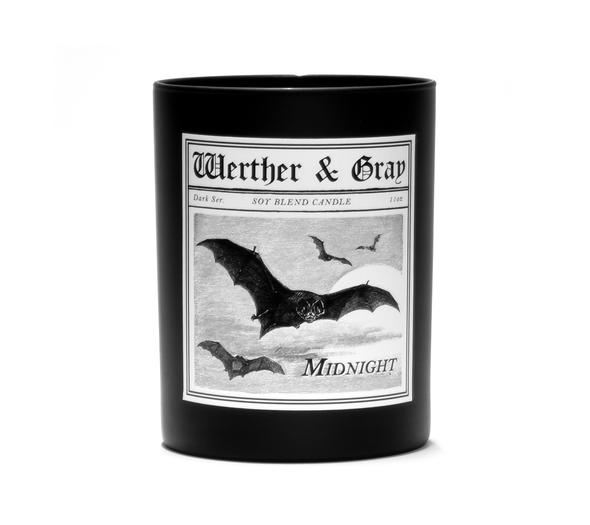 MIDNIGHT, Scented Candle