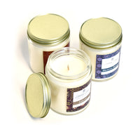 ENTRANCE HALL, Scented Candle, 5oz Jar - Werther & Gray