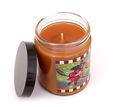 WITCH, Halloween Scented Candle, 8oz Jar - Werther & Gray