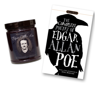 EDGAR ALLAN POE, Book Bundle (Poetry)