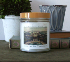 GARDENS OF VERSAILLES, Scented Candle, 8oz Jar - Werther & Gray