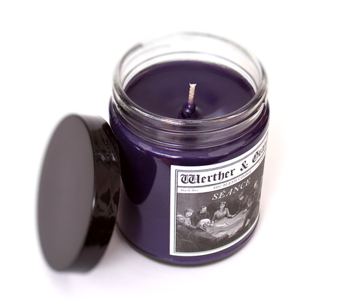 SÉANCE, Scented Candle, 8oz Jar