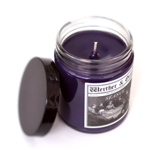 SÉANCE, Scented Candle, 8oz Jar - Werther & Gray