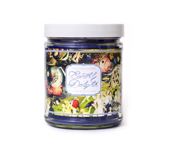 EARTHLY DELIGHTS, Scented Candle, 8oz Jar - Werther & Gray