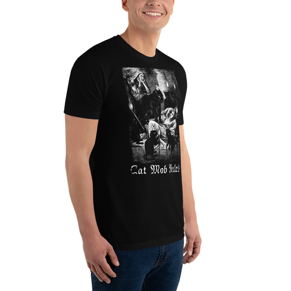Cat Mob Rules T-shirt