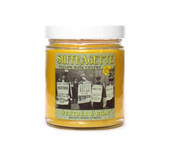 SUFFRAGETTE, Scented Candle, 8oz Jar