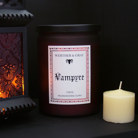 VAMPYRE, 12oz Scented Candle