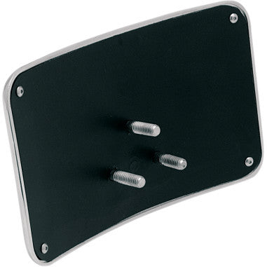 Radius 3 Hole License Plate Mounts