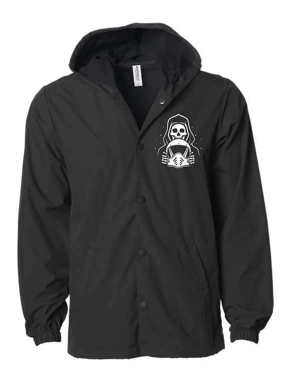 Always Watching Windbreaker - BLACK