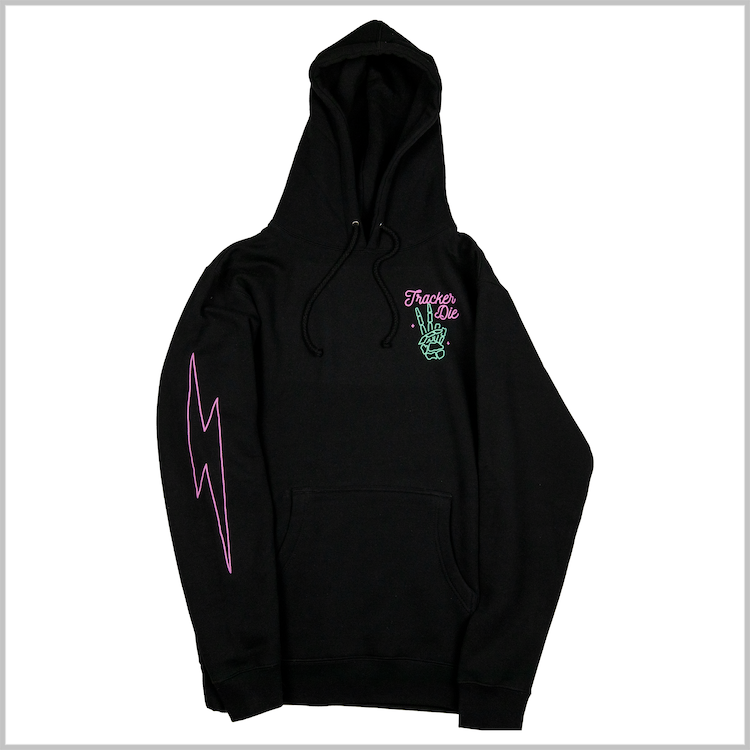 No Bad Days Heavyweight Hoodie