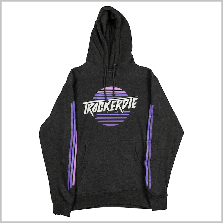 Purple Haze Heavyweight Hoodie
