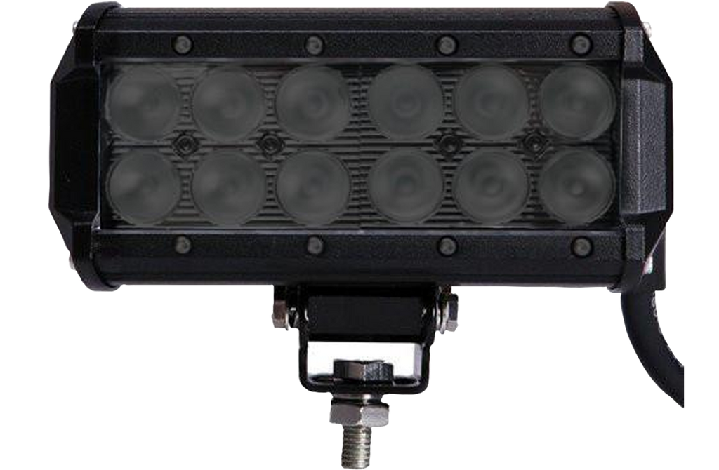 7in Smoked LED Light Bar