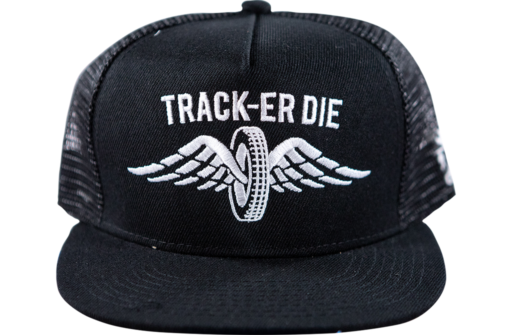 Wings Trucker - Black