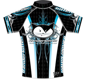 (front) Warrior Pro Jersey | Blue
