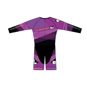 2019 Supernatural Purple SKINSUIT | LONG SLEEVE - M