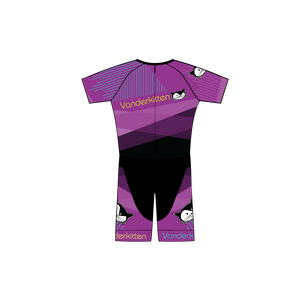 2019 Supernatural Purple SKINSUIT | SHORT SLEEVE - XS