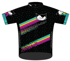 2019 Cosmic Kitten Jersey w/ Zip Pocket - S, L