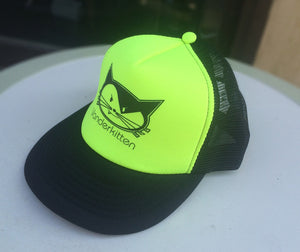 Trucker Cap | Neon Green