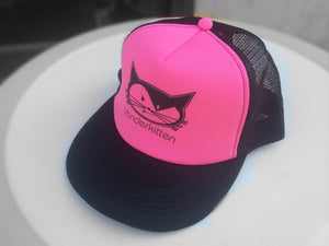 Trucker Cap | Hot Pink