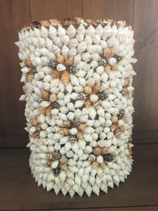 Palay Shell Hurricane / Vase