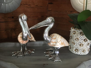 Noblis Shell Pelican Set of Two