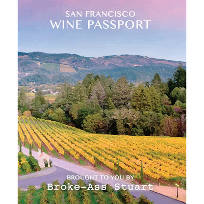 San Francisco Wine Passport (2018)