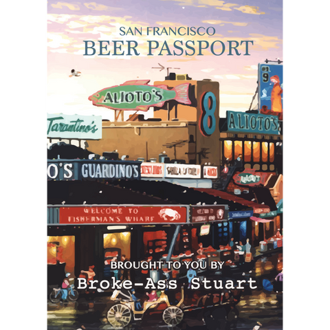 San Francisco Beer Passport (2017 Edition)